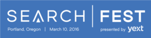 Save on 2016 SEMPDX Searchfest with CHIFOO discount code!