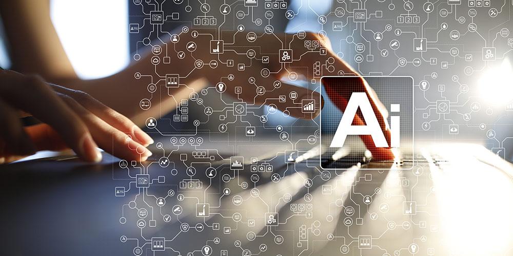 Smart Stuff: AI graphic